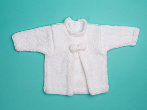 Babies Pleated Top in Deramores Studio Baby DK