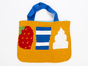 Eton Mess Bag Crochet Kit and Pattern