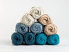 Sea Spray Colour Pack in Rowan Summerlite DK