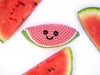 Juicy Watermelon Crochet Kit and Pattern in Deramores Yarn