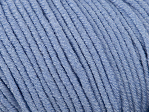 Bunty Blue in Sublime Baby Cashmere Merino Silk DK (493)