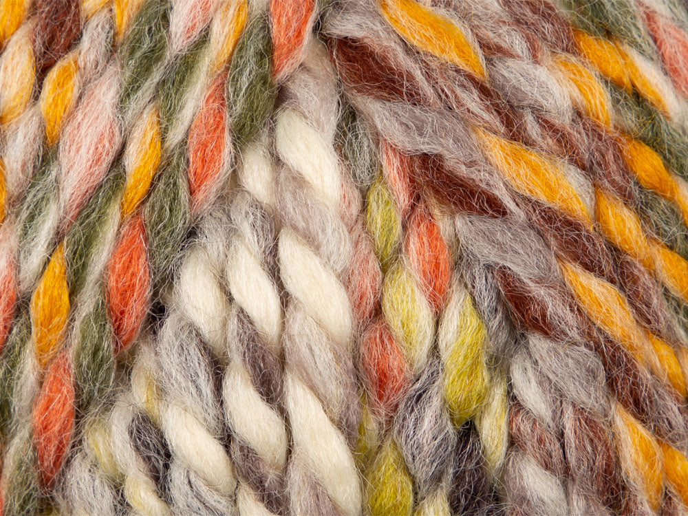 Lion Brand Wool-Ease Thick & Quick Super Chunky Acrylic Yarn