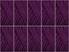 Deramores Studio DK - 10 Ball Value Pack - Aubergine