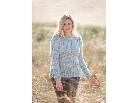 Sweater in Hayfield Bonus Super Chunky (10000S)