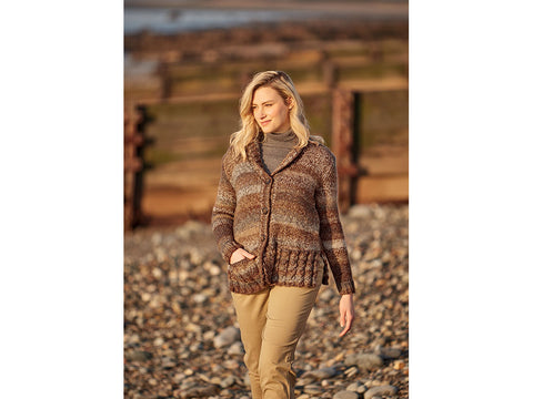 Jacket in Hayfield Bonanza (10047)