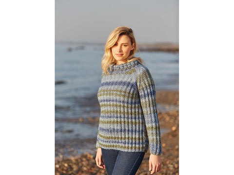 Sweater in Hayfield Bonanza (10049S)