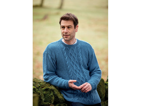 Sweater in Hayfield Bonus Aran (10078)