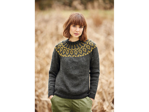 Sweater in Hayfield Bonus Aran (10082S)
