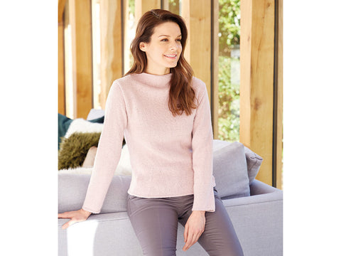 Ladies Sweater in Sirdar Country Classic (10085)