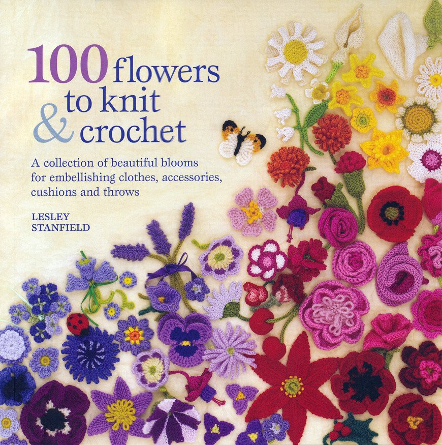 Image of 100 Flowers to Knit & Crochet