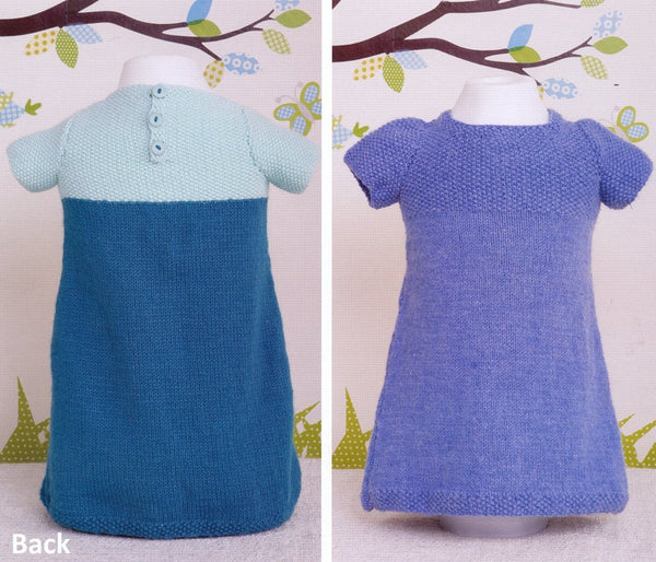 Dress in Peter Pan DK (P1235)