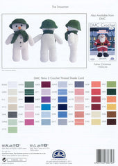 DMC Crochet The Snowman (15005L/64)