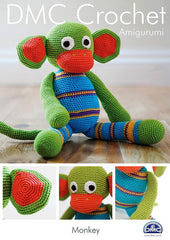 DMC Crochet Monkey (15048L/2)