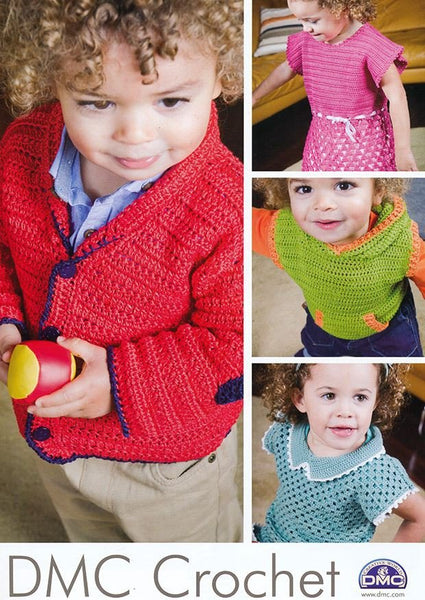 Childrens Wear Crochet by DMC