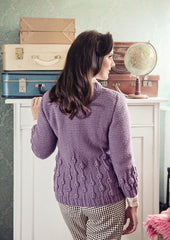 Jumper in Deramores Vintage Chunky (2002)