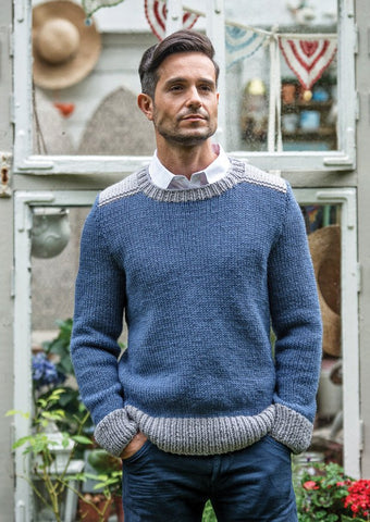 Knitting Patterns For Men Deramores
