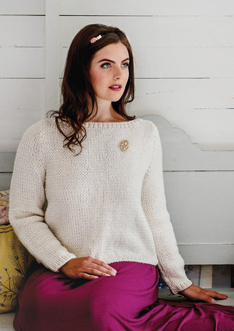 Sweater in Deramores Vintage Chunky (2006) Digital Version