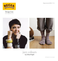 Regia Journal 610 - Design Line by Erika Knight