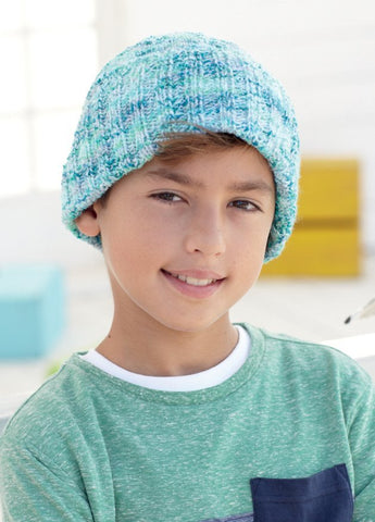 Children's Hats in Sirdar Snuggly Jolly (2460)-Deramores