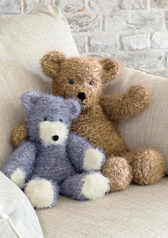 Bears in Sirdar Touch (2466) - Digital Version-Deramores