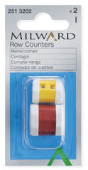 Milward Knitting Register Row Counters - Large & Small