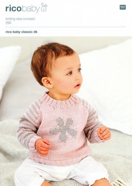 Sweater in Rico Design Baby Classic DK (299)