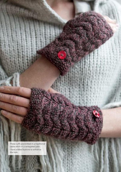 20 to Make: Knitted Wrist Warmers