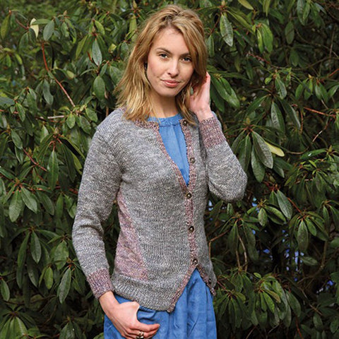 Anpan Cardigan by Rowan - Digital Version-Deramores