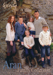Aran Family Collection by Wendy
