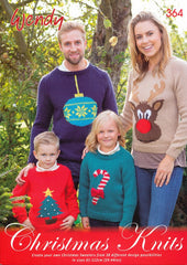Christmas Knits by Wendy (364)