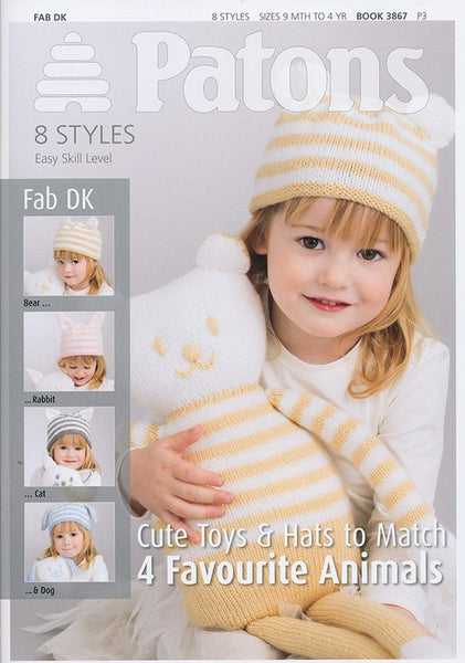 Cute Toys & Hats to Match (03867)