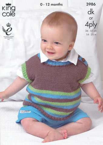 Baby Knitting Patterns | Deramores Knitting & Crochet Store