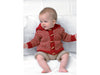 Baby Jacket, Pants & Crossover Cardigan in Comfort 4 Ply or DK (3987)