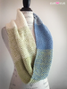 Colour Theory Cowl in Ewe So Sporty Merino (406)-Deramores