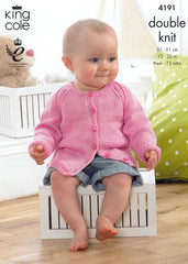 baby set in king cole dk (4191)