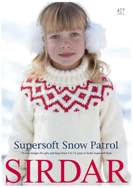 Supersoft Snow Patrol by Sirdar (427B)