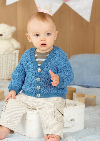 2ef4b0a06c16 Cardigans in Sirdar Snuggly Bubbly DK and Snuggly DK (4556 ...