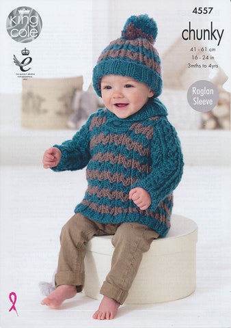dc0393b97 King Cole Knitting Patterns