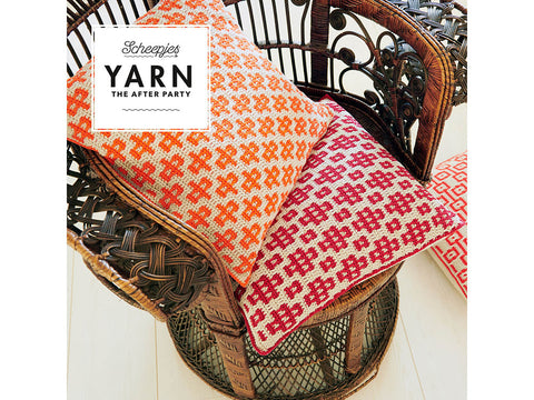 YARN The After Party 45 - Swifts Cushion Kit