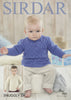 Boy's Sweaters in Sirdar Snuggly DK (4705P) - Digital Version