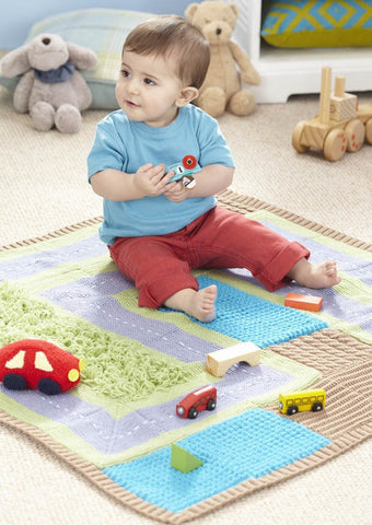 Sirdar Nursery Knits For Boys (487B)