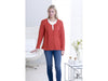 Top and Cardigan in King Cole Glitz DK (5252K)
