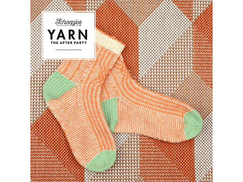 YARN The After Party 53 - Twisted Socks