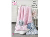 Cot Blanket, Pram Blanket & Cushion in King Cole Jelly Bean and Yummy (5512K)