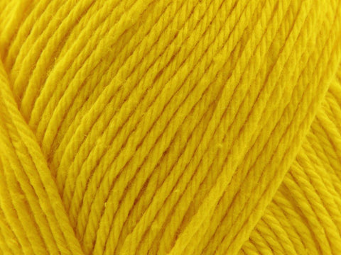 Scheepjes Cotton 8 - Yellow