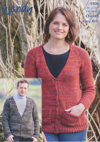 Knitting Patterns for Men | Deramores