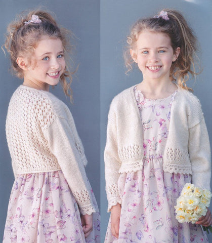 Buy Knitting Patterns Online Tagged Garment Bolero Deramores