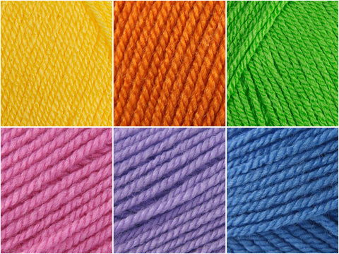 Stylecraft Special DK 60s Colour Pack
