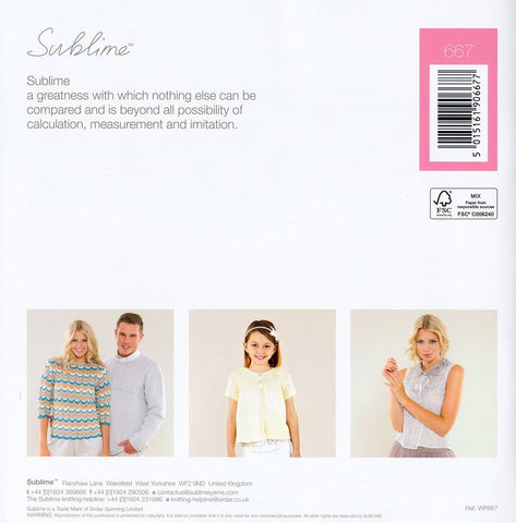The Second Sublime Egyptian Cotton DK Book (667)