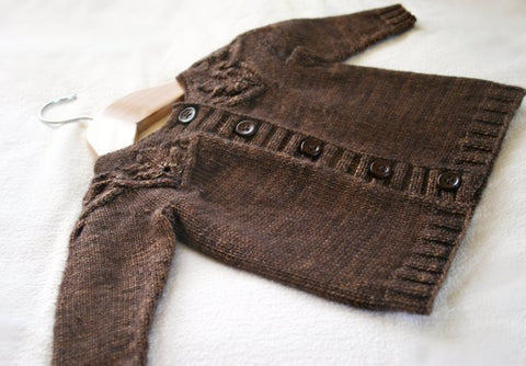 Little Oak by Never Not Knitting